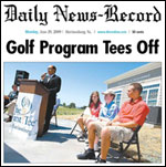 First Tee Grand Opening